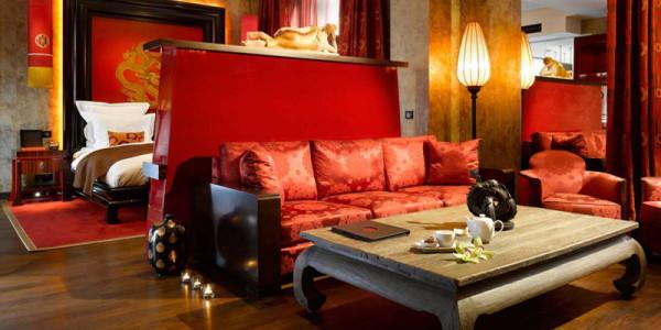 Сказочное путешествие №27: Новый год в роскошном Buddha-Bar Hotels 5* в Праге!