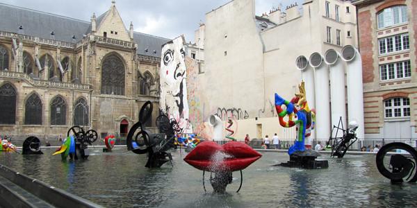Сказочное путешествие №25: Париж, Франция