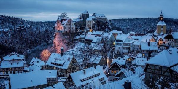 Сказочное путешествие № 35: католическое Рождество в Праге