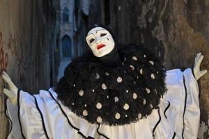 Путешествие на карнавал в Венеции Pulcinella