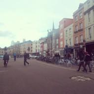 В остальном — по Окфорду здорово гулять. Центр не очень большой, поэтому его легко можно обойти на своих двух.