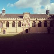 Путешествие в Оксфорд, Англия. День второй. (1)