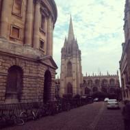 Путешествие в Оксфорд, Англия. День второй. (5)