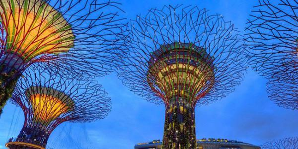 Сказочное путешествие № 54: Сингапур+Бангкок!