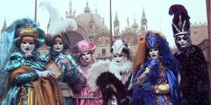 Сказочное путешествие № 66: Красочное закрытие Венецианского карнавала!