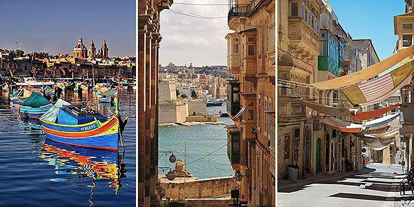 Сказочное путешествие № 82: Мальта