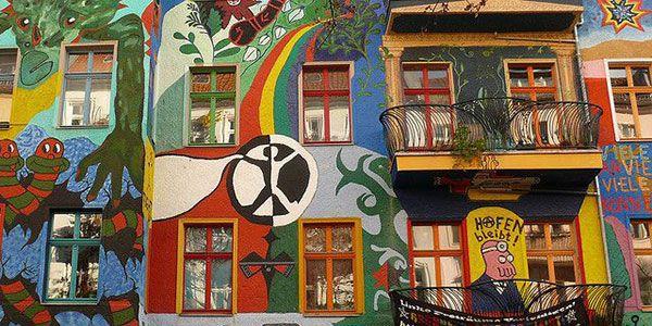 Сказочное путешествие № 100: Берлин