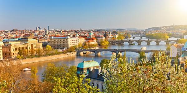 Сказочное путешествие № 193: весенняя Прага