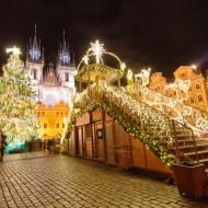 Путевки в Прагу на Новый год