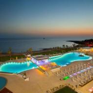 Отель King Evelthon Beach Hotel & Resort 5*, Пафос, Кипр