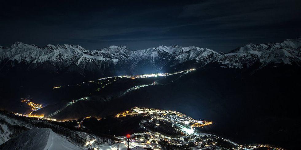 Туры по России на Новый год 2018: Красная поляна, Адлер, Сочи