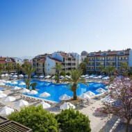 Раннее бронирование, лето 2018, отель Barut B Suites 4*, Сиде, Турция